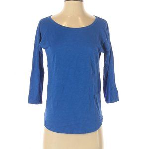 J. Crew 100% Cotton 3/4 Sleeve Tshirt